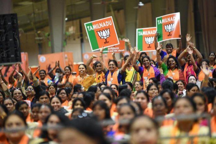 Why BJP needs to lose its Hindutva rhetoric to woo the Tamil