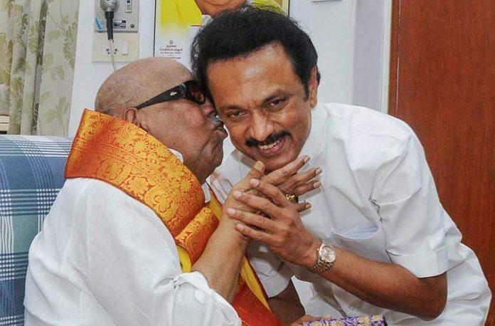 MK Stalin, Karunanidhi, DMK, AIADMK, Tamil Nadu, Chennai