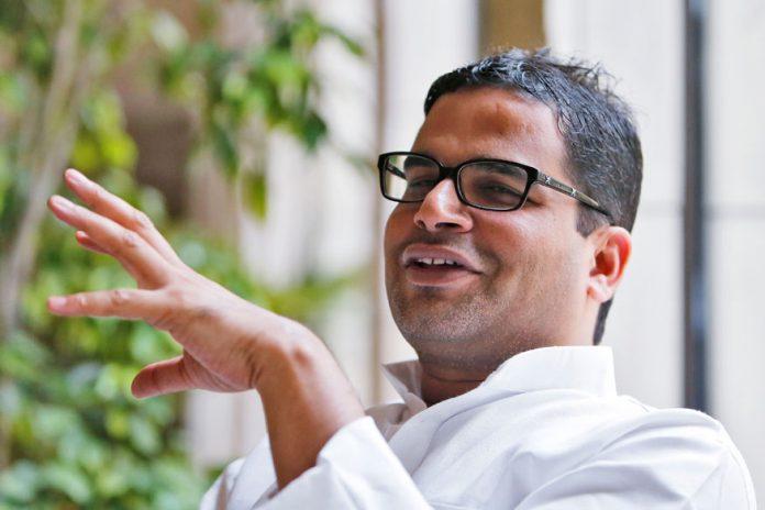 Prashant Kishor IPAC Political strategist - The Federal