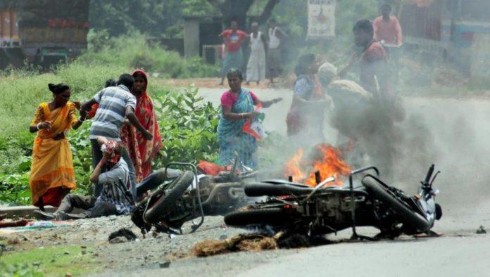 West Bengal, Election Violence
