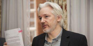 Julian Assange, The Federal, English news website