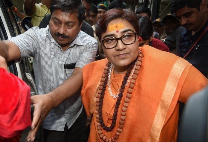 Sadhvi-Pragya-Thakur - The Federal