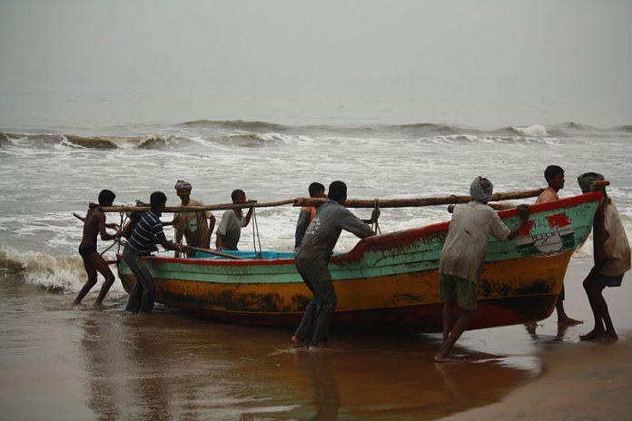Fishermen - The Federal