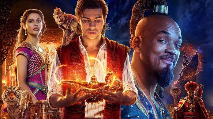 Aladdin, Will Smith, Agrabah, Marwan Kenzari, Jasmine, Game of Thrones, Disney