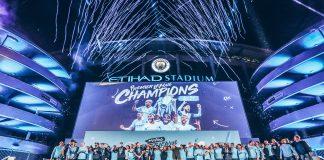 Manchester City, Manchester United, Premier League, Liverpool, Champions League