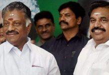 EPS-OPS-AIADMK-Tamil-Nadu