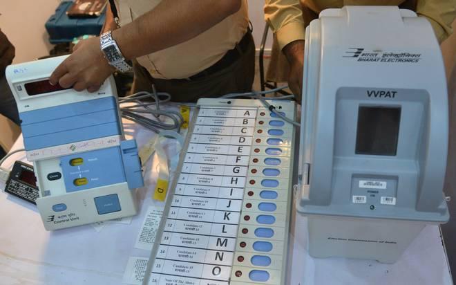 Lok Sabha Elections, India, EVMs, VVPAT