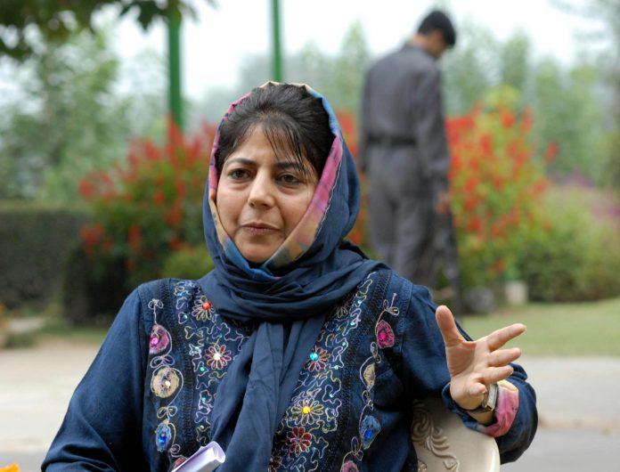 Mehbooba Mufti, Jammu and Kashmir, PDP, National Conference, Pulwama attack, Balakot airstrike