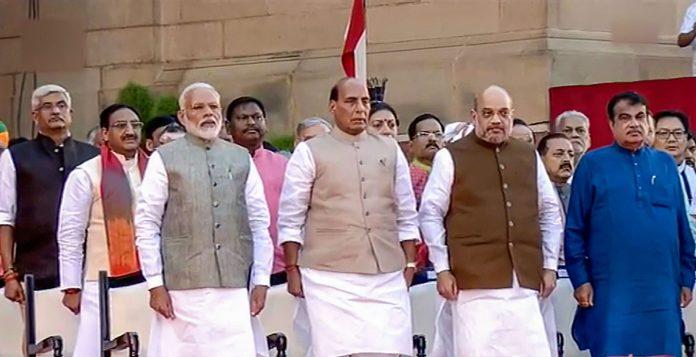 Modi cabinet - The Federal