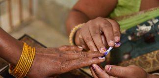 Madhya Pradesh, Voter turnout, Votes, Polling, Lok Sabha elections