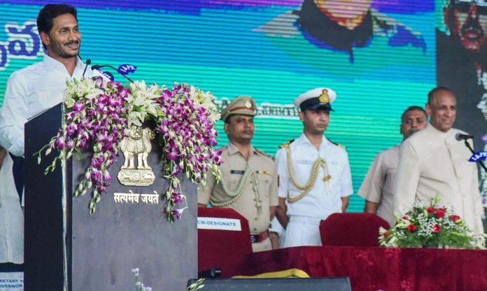 Andhra Pradesh, Jaganmohan Reddy, Chief Minister,