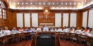 Narendra Modi Cabinet meeting - The Federal