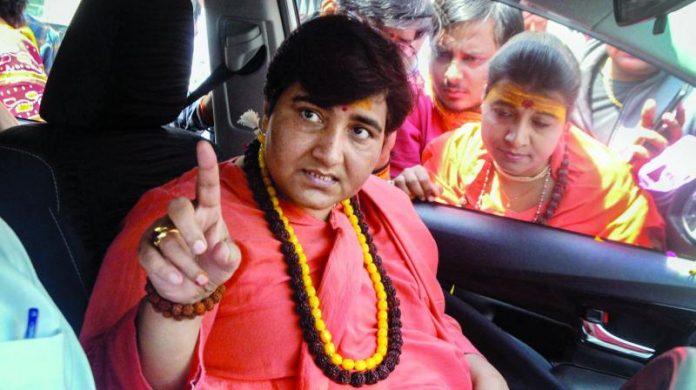 Pragya, Sushma Swaraj, Arun Jaitley