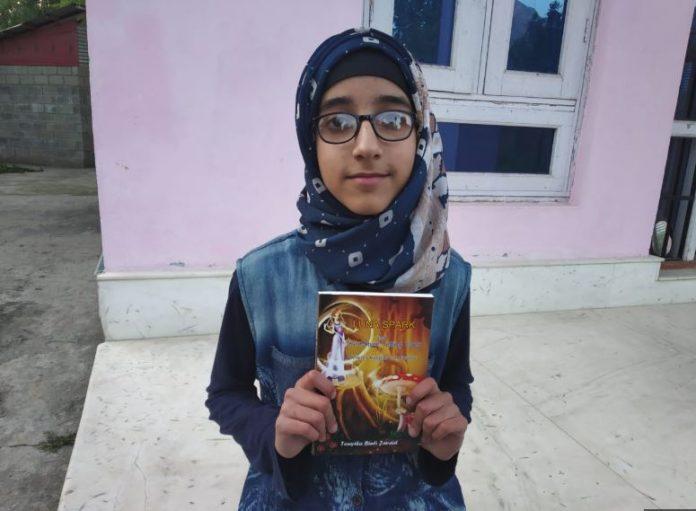Touyiba Binti, Kashmiri Author