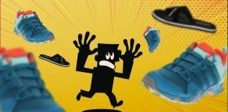 Shoe bashing politics