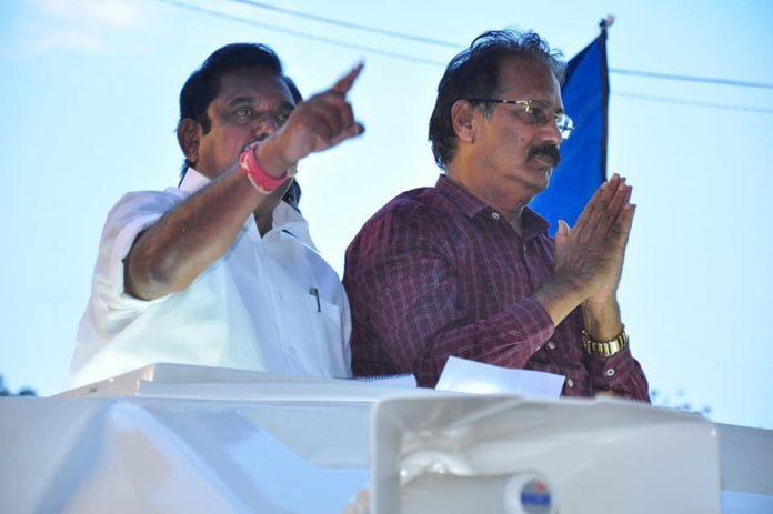 Puthiya Tamilagam, leader, dalit, BJP, ally, AIADMK, DMK, Hindi, Imposition, K Krishnasamy, the federal, english news website