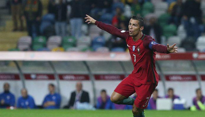UEFA Nations League, Cristiano Ronaldo, Fernando Santos, Goncalo Guedes, english news website, The Federal