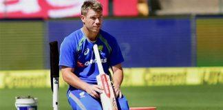 Warner, Net bowler, Australia, India, practice session, Plilip hughes, english news website, The Federal