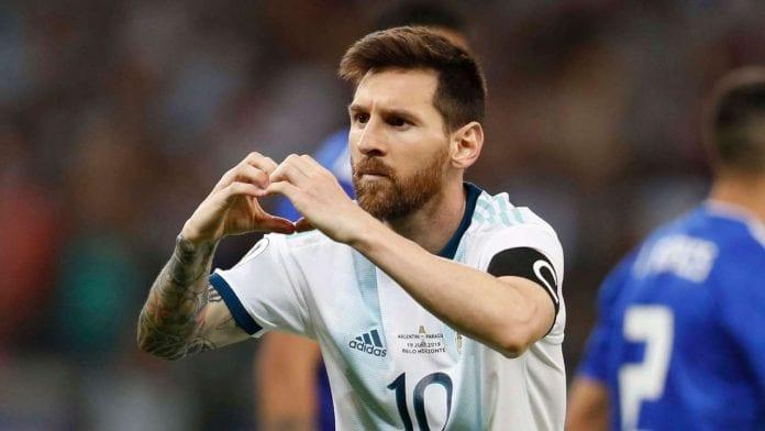 Argentina, Copa America, Brazil, Venezuela, english news website, The Federal