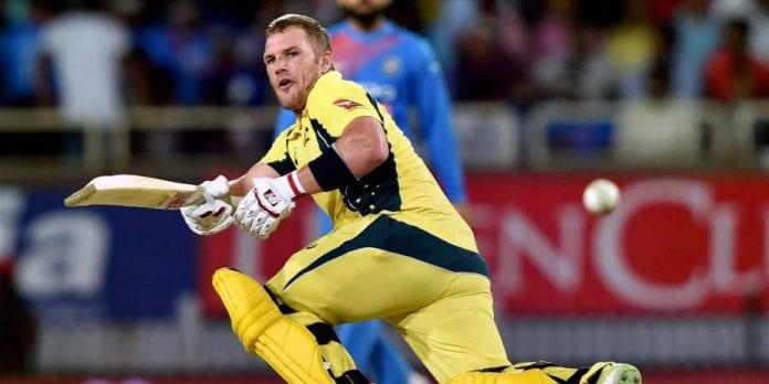 Aaron Finch, Australia, 2023 ICC World Cup, ODI captain