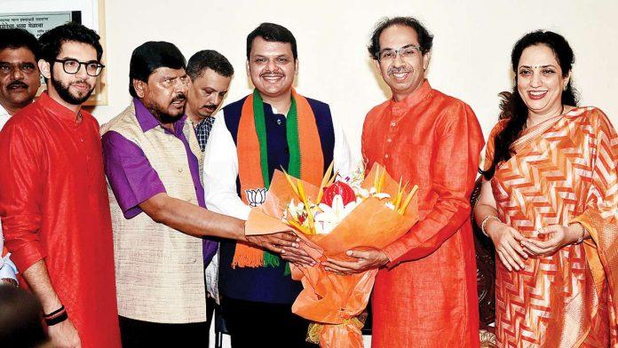 BJP Shiv Sena - The Federal