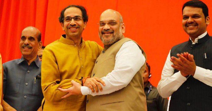 BJP-Shiv Sena ally - The Federal