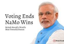 British Herald, Narendra Modi, World's Most Powerful Leader, The Federal, English news website