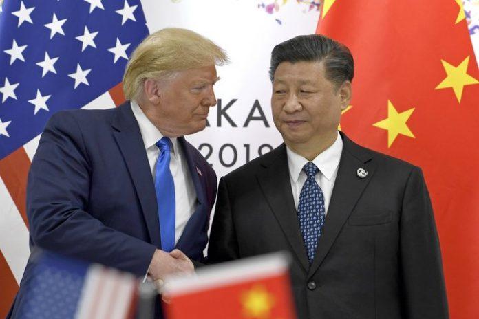 Xi, Trump