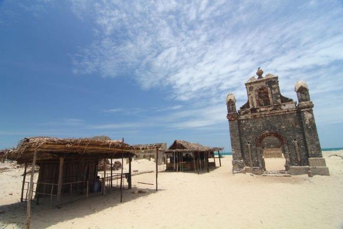 Dhanushkodi, Rameswaram, bridge, sand erosion, The Federal, English news website.