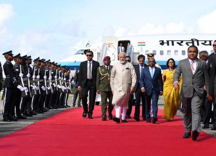 Dolkam, China, India, Beijing, Male, Maldives, Modi, The federal, english news website