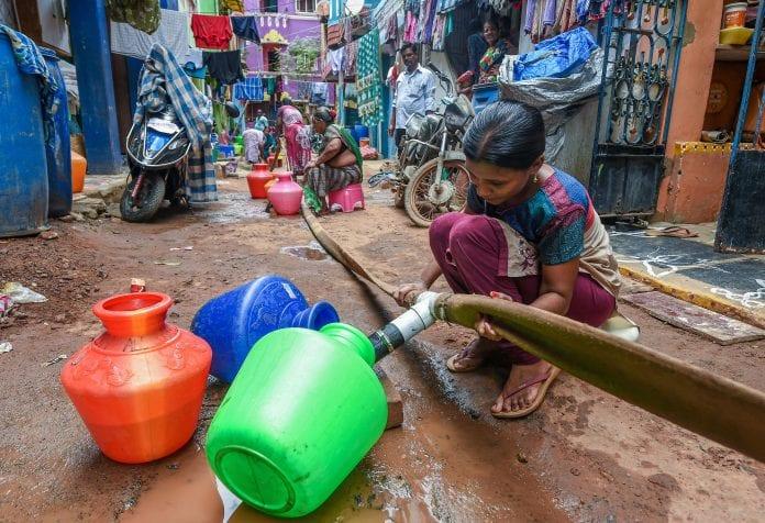 Chennai water crisis, The Federal