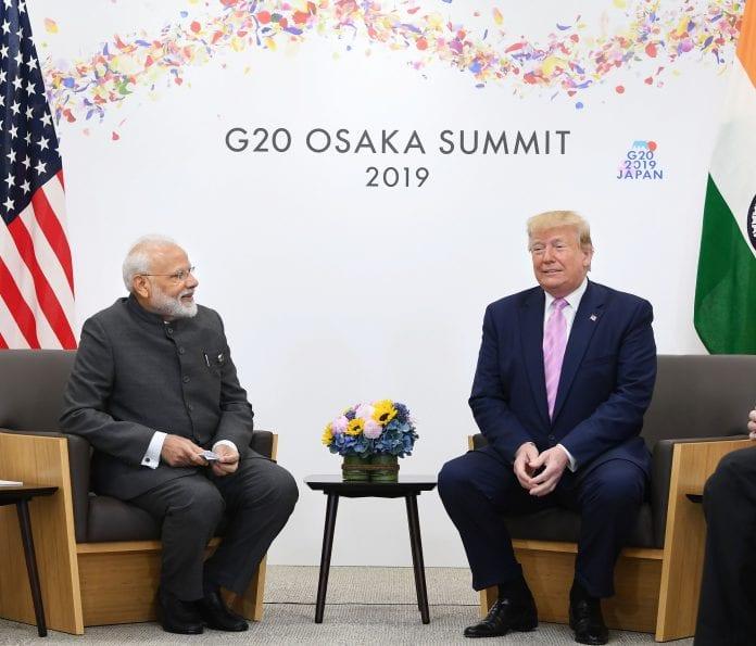 Prime Minister Narendra Modi, President Donald Trump, bilateral talks, US, India, Iran, oil, sanctions, 5G, The Federal, English news website