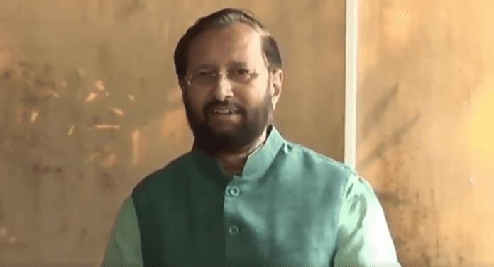 Polavaram project, Prakash Javadekar-The Federal