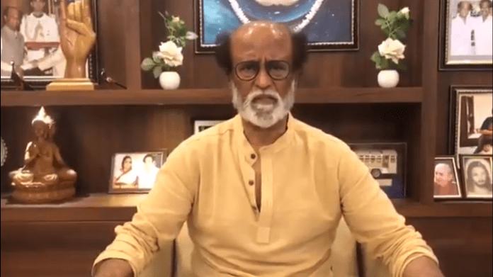 Rajinikanth, Nadigar Sangam election - The Federal