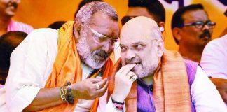 Giriraj Singh and Amit Shah - The Federal