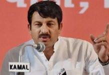 Manoj Tiwari -The Federal