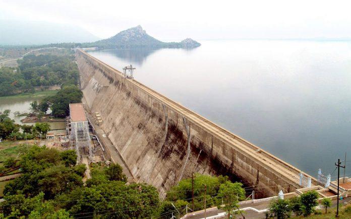 Mettur dam - The Federal
