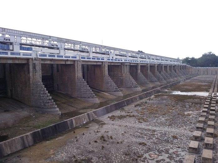 Poondi dam - The Federal