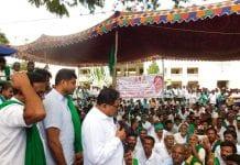 G Parameshwara, farmers, Cauvery - The Federal