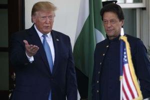 Trump, India-Pakistan