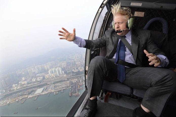 Boris Johnson, Conservatives, The Federal, English news website