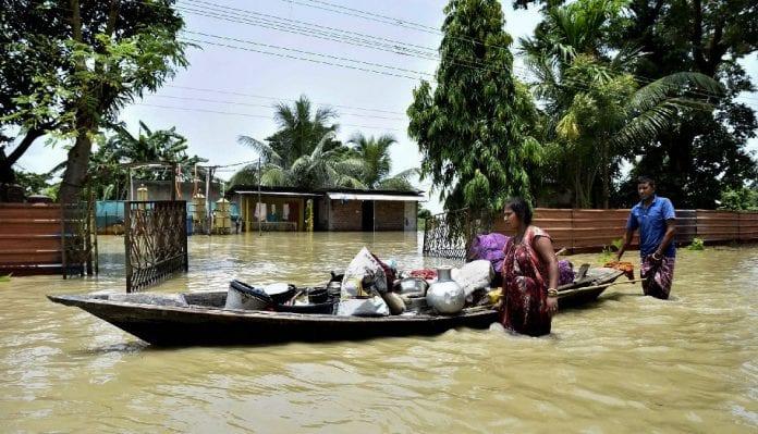 Assam floods - The Federal