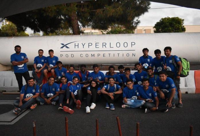 Avishkar Hyperloop - The Federal