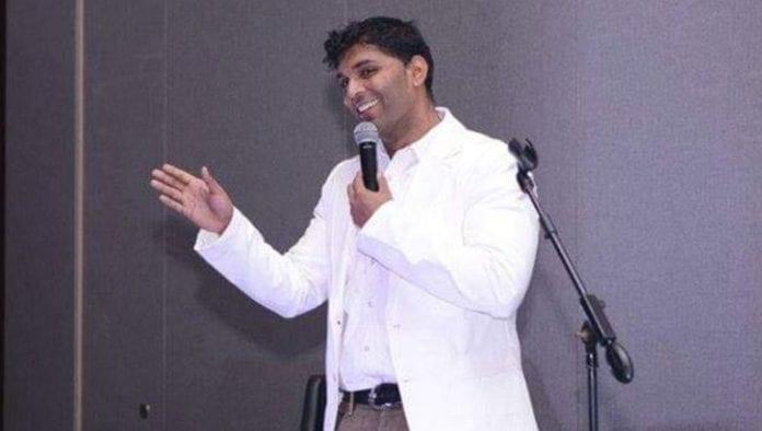 Manjunath Naidu- The Federal