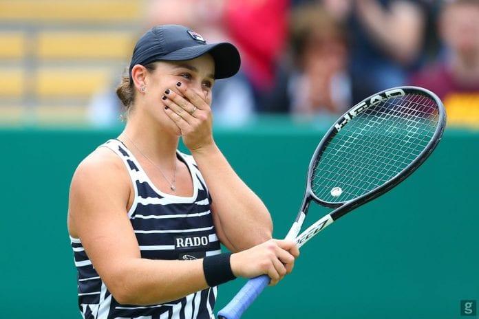 Ashleigh Barty, Wimbledon, Serena Williams, Simona Halep, Tennis, ATP, english news website, The Federal
