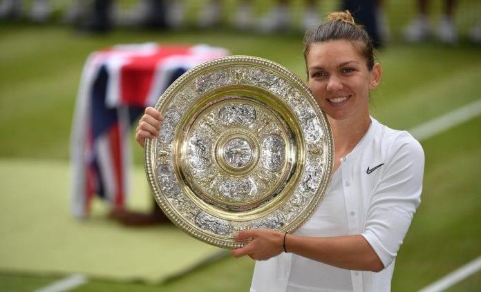 Simona Halep, Serena Williams, Wimbledon, Roland Garros, Margeret Court, Tennis ATP, english news website, The Federal