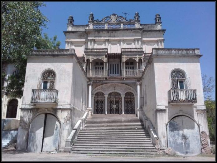 Errum Manzil palace, The Federal, English news website