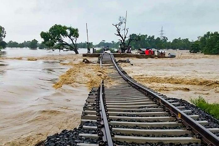 Floods, Assam, Bihar, Mizoram, Meghalaya, NDRF, Kerala, Rains - The Federal
