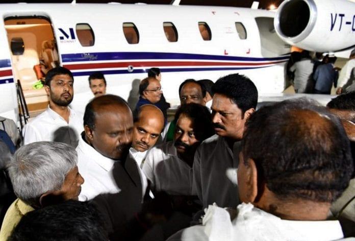 HD Kumaraswamy, The Federal, English news website
