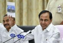 Kaleshwaram project inauguration missed Harish Rao  Did KCR sideline